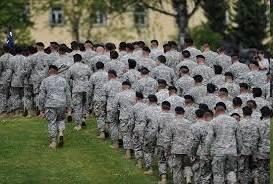 Abzug von US-Truppen in 2014
